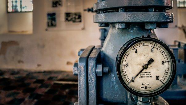 Urządzenia do pomiarów ciśnienia